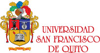 Cursos UNIVERSIDAD SAN FRANCISCO DE QUITO - USFQ en 282/QUITO